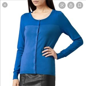 Reiss Knowsley colorblock cardigan Xs
